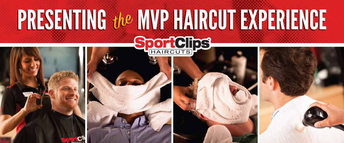 The Sport Clips Haircuts of Severna Park  MVP Haircut Experience